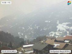 Webcam des Tages A-5632 Dorfgastein 830m. Urlauben in Bad Gastein - Bad Hofgastein und Dorfgastein im Gasteinertal. Bad Gastein, Airplane View, Weather