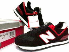 #NB #NewBalance 574 Black/white