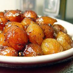 Easy-Glazed Pearl Onions