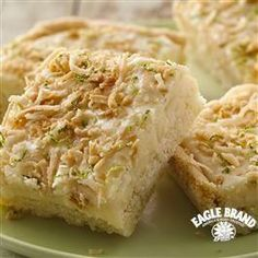 #Lime in the #Coconut Cookie Fudge from Eagle Brand®