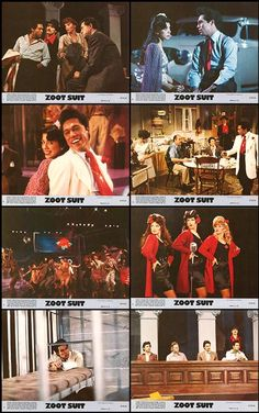 Zoot Suit the movie ..... I think I need to see this!