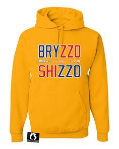 Adult Bryzzo Is The Shizzo Sweatshirt Hoodie