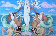 Gerda Wegener: Venus Rising.