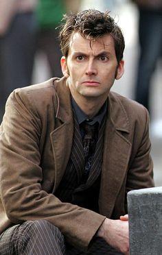 David Tennant the Tenth Doctor