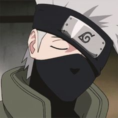 """<3 Kakashi (revealing sharingan) - """"For better or for worse, this eye holds a key into how I feel about my comrades."""""""