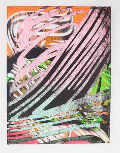 Christine Streuli, Impuls #3, 2013