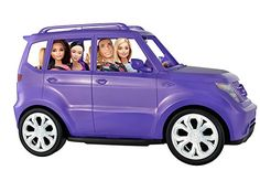 Barbie SUV Vehicle -- Continue to the product at the image link. Mattel Barbie, Barbie Car, Barbie Doll Set, Barbie Sets, Barbie Doll House, Barbie Dream House, Barbie And Ken, Barbie Clothes, Baby Barbie