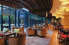 The Honk restaurant - Pullman hotel Delhi