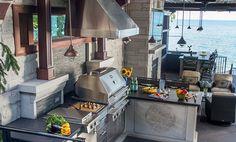 just the layout..The North Shore, Illinois | Kalamazoo Outdoor Gourmet