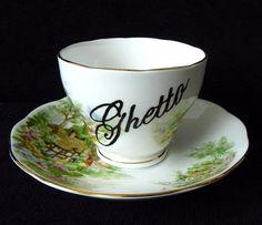 Ghetto teacup...I need, holla!