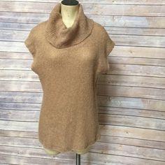 Cowl neck sweater Classiques entier 63% mohair 37% nylon cowl neck sweater short sleeve Classiques entier  Sweaters Cowl & Turtlenecks
