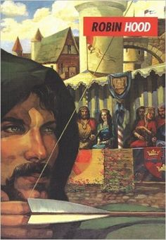 Robin Hood and His Merry Outlaws (Core Classics Series): Joseph Walker McSpadden, Michael J. Marshall: 9781890517168: Amazon.com: Books