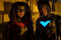 Batwoman, Ryan Leslie, Robin Givens, Nathan Owens, David Ramsey, She's A Woman, Superman Lois