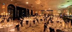 Langton House Hotel - Kilkenny Wedding Venues - NearlyWeds.ie Big Day, Ireland, Wedding Venues, Table Settings, Table Decorations, House, Furniture, Home Decor, Wedding Reception Venues