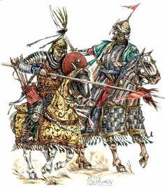 Noble Uzbek feudal, late-XV to early XVI c.;  Prince-Shaibanid from Bukhara, 1 st half XVI c.