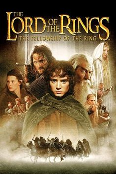 Lord Of The Rings: The Fellowship Of The Ring Edizione: Regno Unito Reino Unido Blu-ray The Lord, Lord Of The Rings, Elijah Wood, Orlando Bloom, The Ring Full Movie, Hindi Movies, Disney Pixar, Films Hd, Jackson