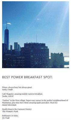 NJAL GUIDE | BEST POWER BREAKFAST SPOT