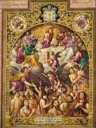 El infierno es real y dura para siempre: Coronilla a las Almas del Purgatorio de Santa Gertrudis: se liberan ¡mil almas! cada vez que se la reza