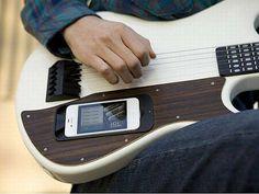 gTar: a guitarra para iPhone que permite que qualquer um toque