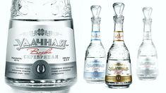 The Lucky Vodka on Packaging of the World - Creative Package Design Gallery