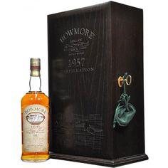 Bowmore 38 Year Old Single Malt Scotch Whisky