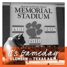 Get ready for GameDay with all of our Clemson apparel! Shop now! Clemson Apparel, Clemson Football, Texas A&m, Shop Now