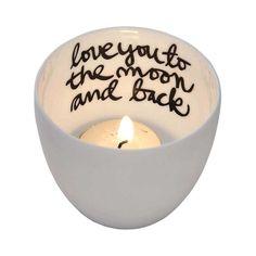 Love Offering Tealight Holder