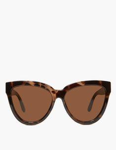 cbe04cc2aebb Le Specs Liar Liar Sunglasses in Volcanic Tort Sunglasses Women