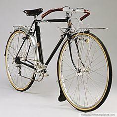 Alex Singer 1947 - City Bike