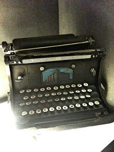 Tick Tack Tick Tack goes the old typewriter