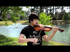Marron 5 - Payphone Violin Cover - substituted the rap part with a little improv section. Click to play