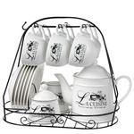 Set de té de 15 piezas La Cuisine - Vajillas, cristalerías y cubiertos - Café y té - El Corte Inglés - Hogar