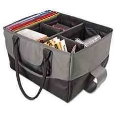 Merveilleux File Tote Bag 600 Denier Nylon Office Essentials, Travel Essentials, Car  Office,