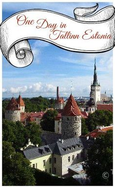 One Day in Tallinn, Estonia. This gem of a country is going to be the next Eastern European tourist hotspot! Cute old town with skinny, cobbled streets, great food, great shopping! What more could you want?
