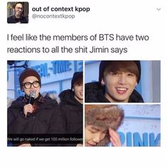 Are we just gonna ignore the fact what Jimin said