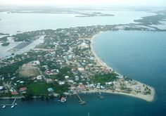 placencia belize   ... Photos of Belize - Aerial Photos of Belize from Tropic Air Planes