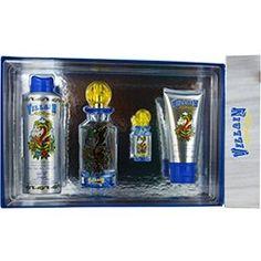 ED HARDY VILLAIN by Christian Audigier Gift Set for MEN: EDT SPRAY 4.2 OZ & BODY SPRAY 6 OZ & HAIR & BODY WASH 3 OZ & EDT SPRAY .25 OZ MINI - http://www.theperfume.org/ed-hardy-villain-by-christian-audigier-gift-set-for-men-edt-spray-4-2-oz-body-spray-6-oz-hair-body-wash-3-oz-edt-spray-25-oz-mini/