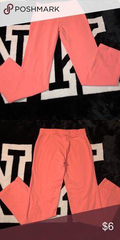 Peach yoga pants Gymboree yoga pants Gymboree Bottoms Sweatpants & Joggers