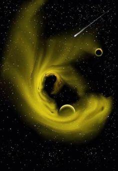 Angel Wing Nebula -- no source found