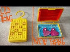 Hello everyone and welcome to a new video! Today i will show you how to transform freshners packaging in a box of earrings decorations. Earring Tutorial, Hello Everyone, Packaging, Make It Yourself, Box, Earrings, Youtube, Projects, Handmade