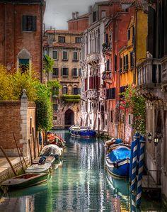 Rio de San Stin, Venice