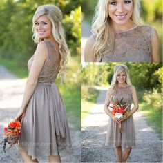 I found some amazing stuff, open it to learn more! Don't wait:http://m.dhgate.com/product/short-lace-bridesmaid-dress-2016-sheer-straps/262781657.html