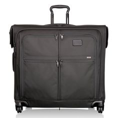 TUMI - 4 Wheeled Extended Trip Garment Bag - Alpha 2 Collection – Edwards Everything Travel