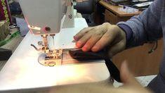 Deri Dikiş Ayağı Dikiş Makinası Deriyi Nasıl Diker. Singer, Sewing, Youtube, Table, Dressmaking, Couture, Stitching, Mesas, Desk