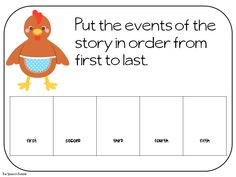 Gingerbread men story the gingerbread man speech and language book companion the speech bubble home workout . English Activities, Language Activities, Preschool Activities, Educational Activities, Sequencing Worksheets, Story Sequencing, Little Red Hen Activities, Little Red Hen Story, Gingerbread Man Story