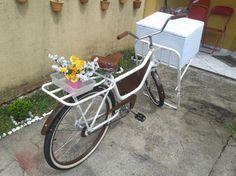 Bicicleta Food Bike Vintage R$2650,00