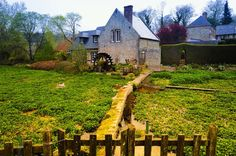 Watermill at Veules-les-Roses