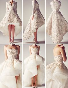 Ashi Haute Couture Spring Summer 2015. Hippie boho bohemian gypsy romantic style. Hippie gets married. For more follow www.pinterest.com/ninayay and stay positively #inspired