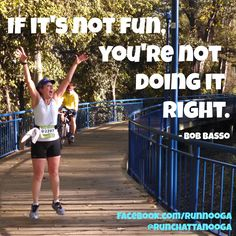 Put some FUN in your RUN!  #quote #motivation #running