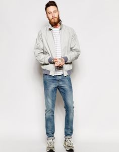 Image 4 - ASOS - Blouson Harrington